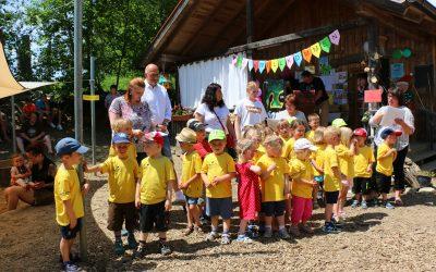 10 Jahre Waldkindergarten Wichtelkinder